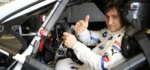 Alessandro Zanardi - BMW M8 GTE 24h Daytona 2019