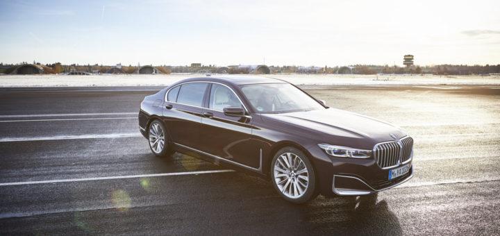 BMW 745e 2019 - G11 G12
