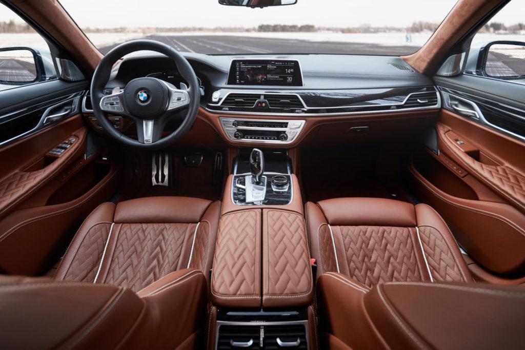 BMW 745e 2019 - G11 G12 (8)