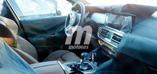 BMW X6 M Spy 2020 F96