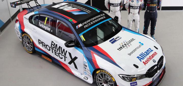 BMW 330i M Sport BTCC 2019 (2)