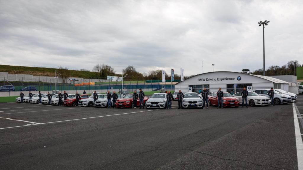 BMW Driving Experience 2019 - GuidarePilotare