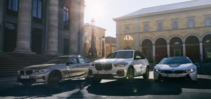 BMW Group - Ginevra 2019 - BMW eDrive