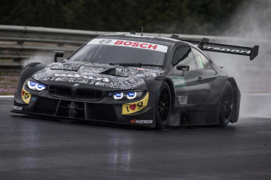 BMW M4 DTM Test Jerez de la Frontera 2019 (3)