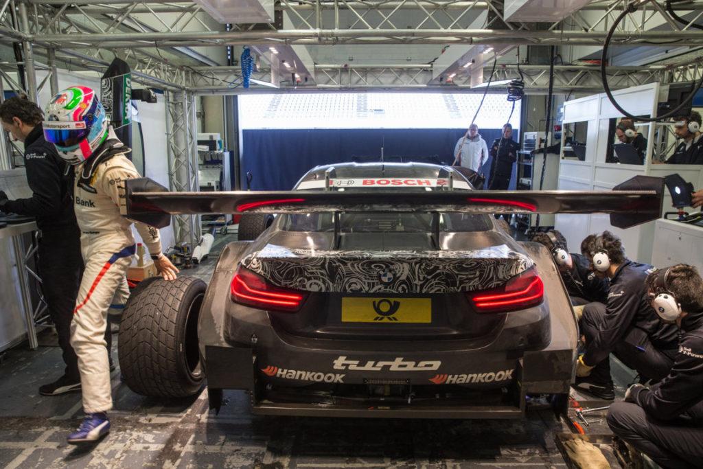 BMW M4 DTM Test Jerez de la Frontera 2019 (8)