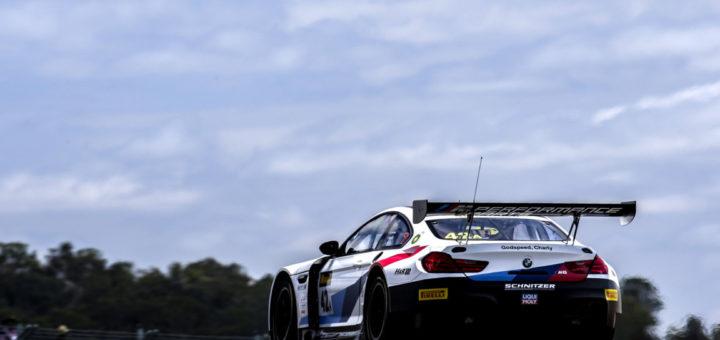 BMW M6 GT3 road to Laguna Seca 2019