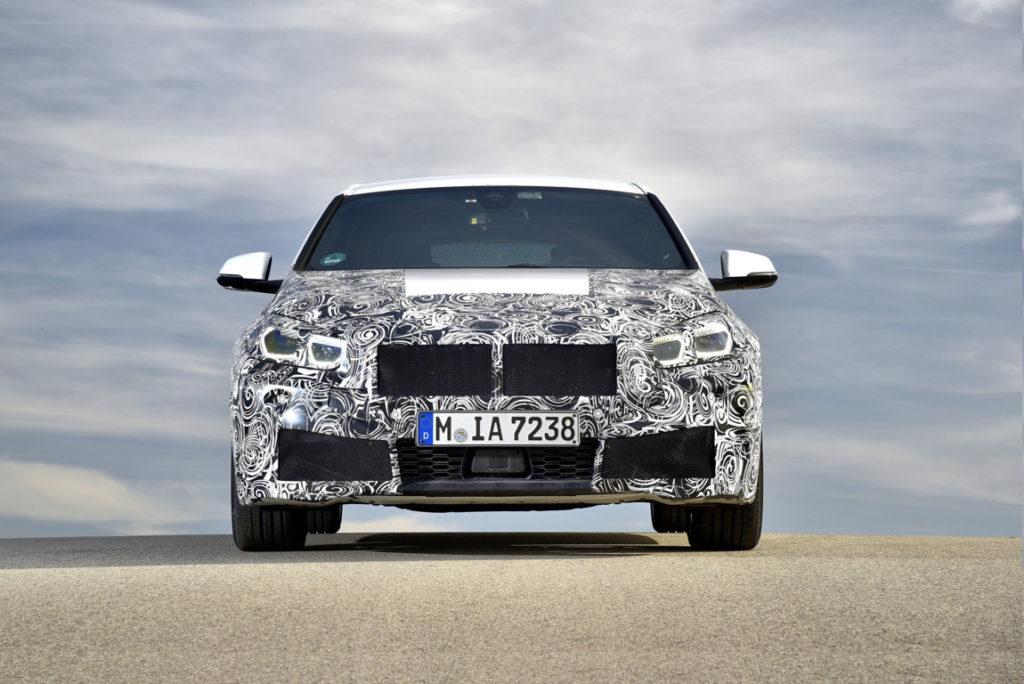 BMW Serie 1 2020 F40 Miramas Preview Spy (5)