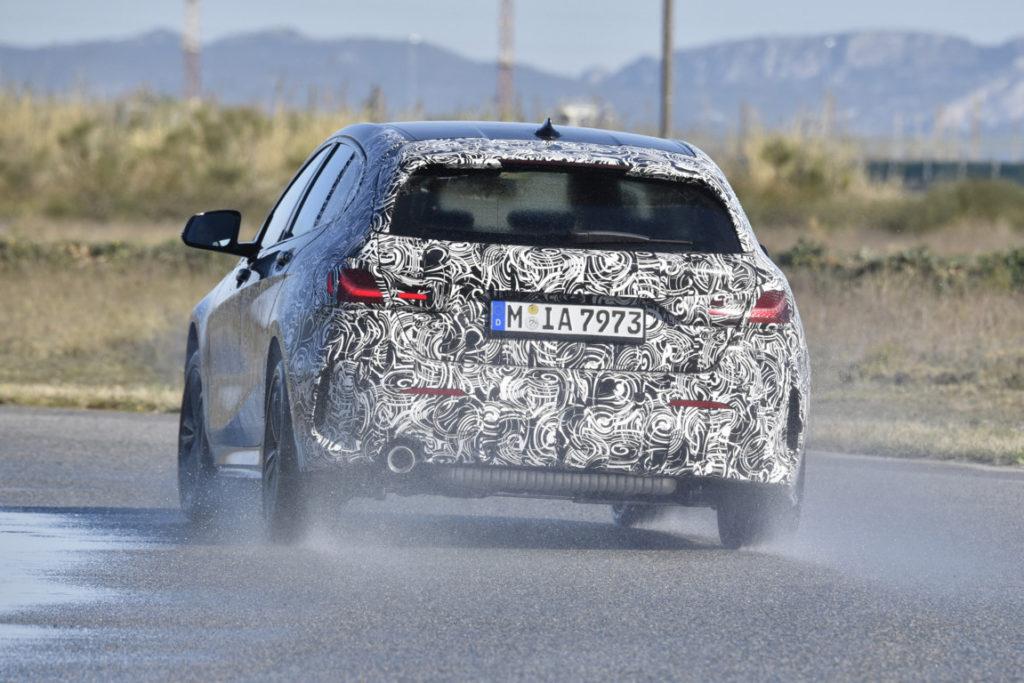 BMW Serie 1 2020 F40 Miramas Preview Spy (7)