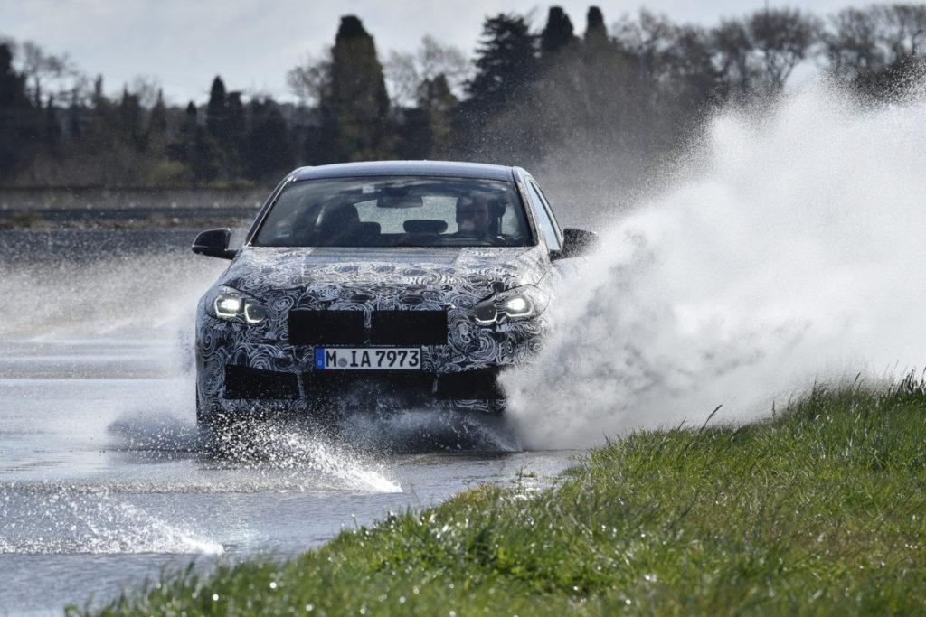BMW Serie 1 2020 F40 Miramas Preview Spy (8)