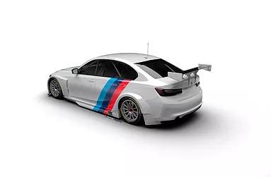 BMW Serie 3 BTCC 2019 (1)
