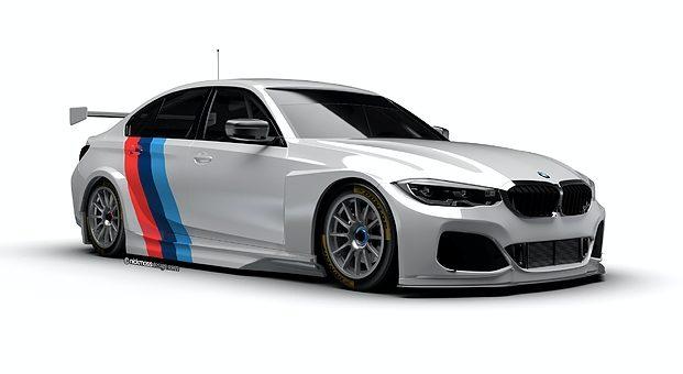BMW Serie 3 BTCC 2019