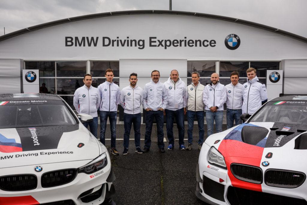 Campionato Italiano Gran Turismo 2019 - BMW M6 GT3 - BMW M4 GT4 (3)