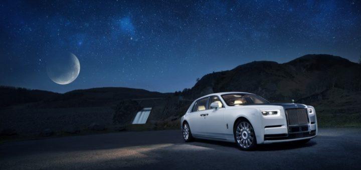 Rolls Royce Phantom Serenity 2019