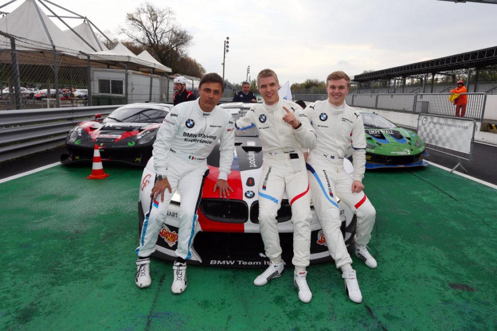 BMW Team Italia - Campionato Italiano Gran Turismo 2019 - Monza - BMW M6 GT3 - BMW M4 GT4 (2)