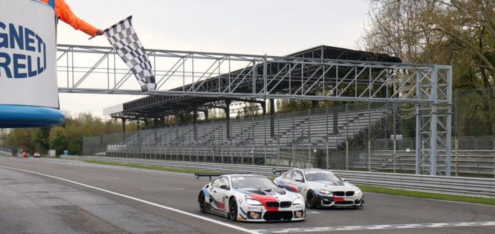 BMW Team Italia - Campionato Italiano Gran Turismo 2019 - Monza - BMW M6 GT3 - BMW M4 GT4