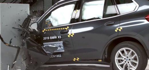 BMW X5 G05 IIHS 2019