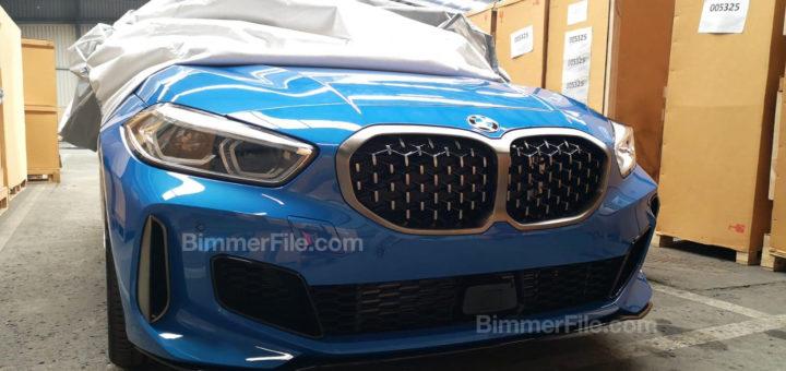 BMW M135i xDrive 2020 F40 Leaked