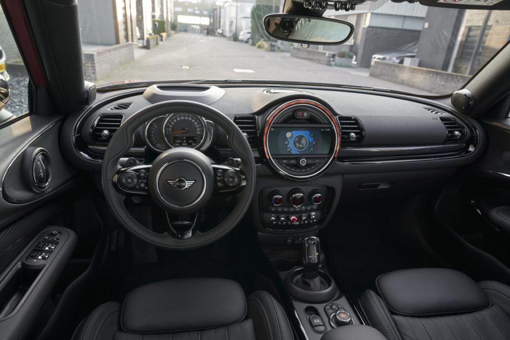 MINI Clubman Cooper S facelift 2019 F54 (16)
