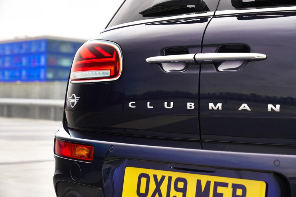 MINI Clubman Cooper S facelift 2019 F54 (18)