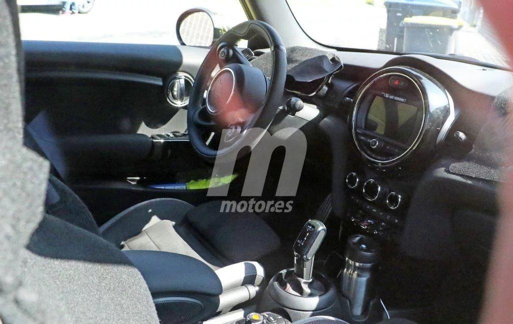 MINI John Cooper Works GP Spy 'Ring 2019 (3)
