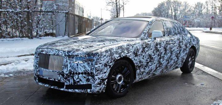 Rolls Royce Ghost Spy 2020 Sweden (5)