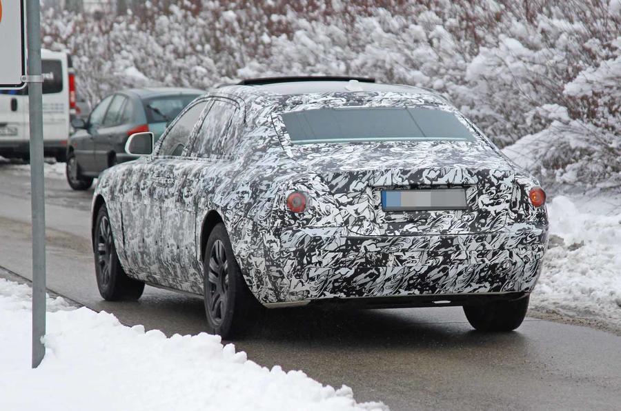 Rolls Royce Ghost Spy 2020 Sweden (9)