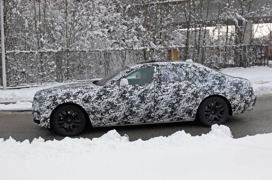 Rolls Royce Ghost Spy 2020 Sweden