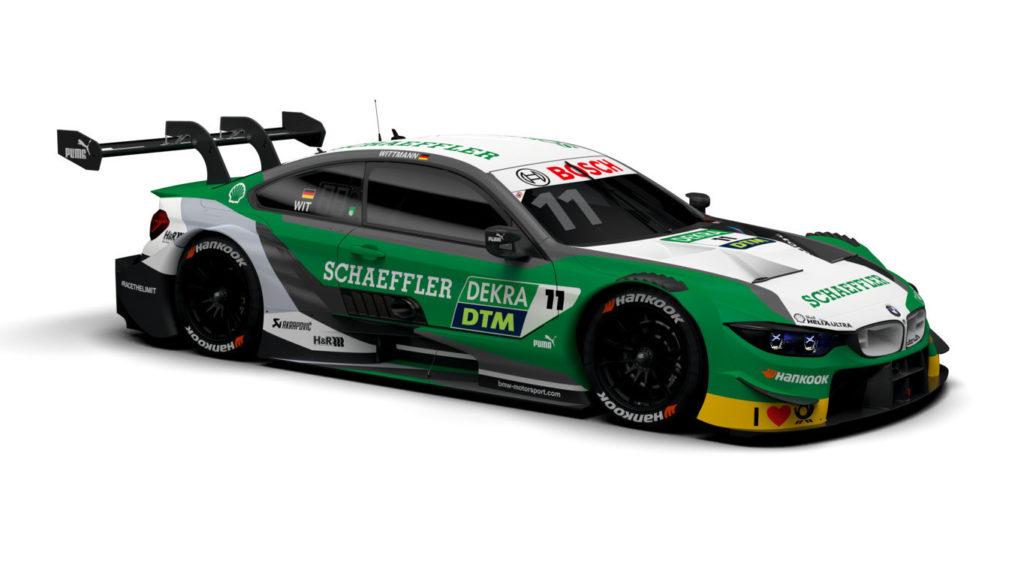 Schaeffler BMW M4 DTM 2019 - BMW Motorsport (4)