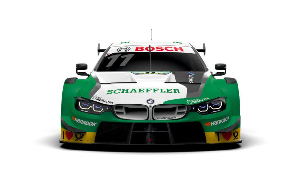 Schaeffler BMW M4 DTM 2019 - BMW Motorsport (7)