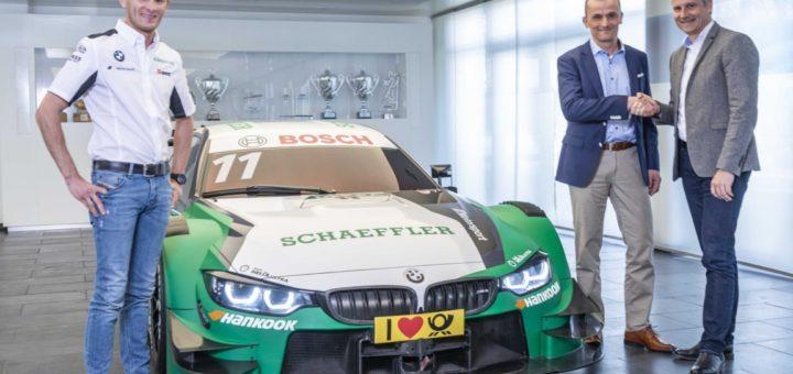 Schaeffler BMW M4 DTM 2019 - BMW Motorsport