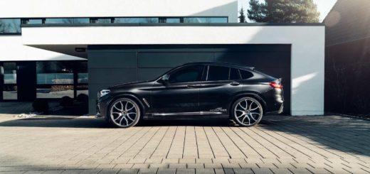BMW X4 by AC Schnitzer ACS4 M40d