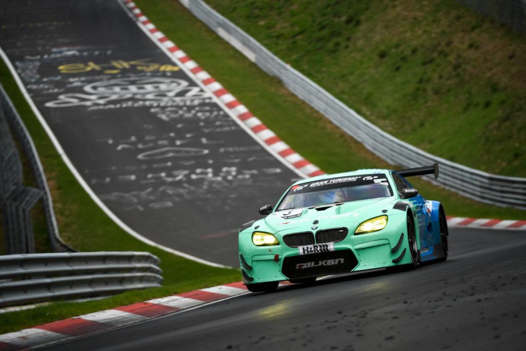 BMW M6 GT3 Nurburgring 2019