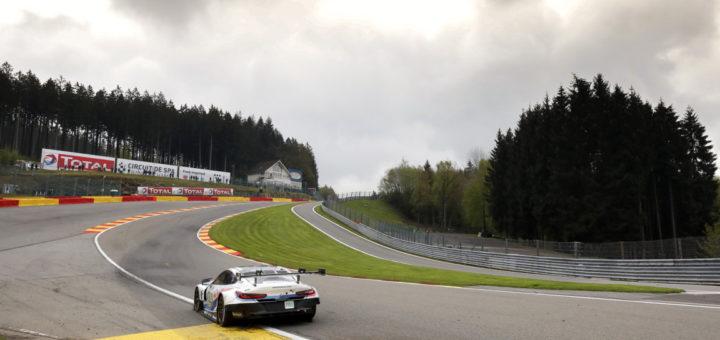 BMW M8 GTE BMW Team MTEK 6h Spa Qualifying