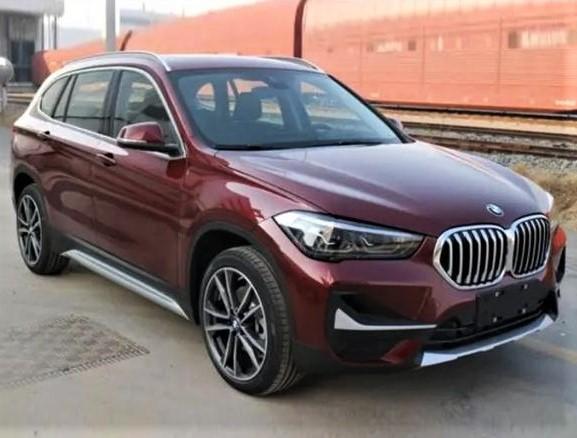 BMW X1 LWB F49 LCI 2019 Cina facelift (3)