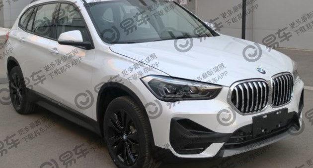 BMW X1 LWB F49 LCI 2019 Cina facelift