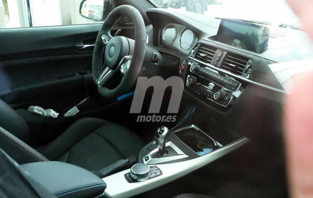 BMW M2 Competition Sport Spy 2020