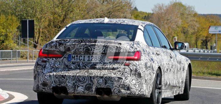 BMW-M3-G80-2020-Spy-video-Ring-1