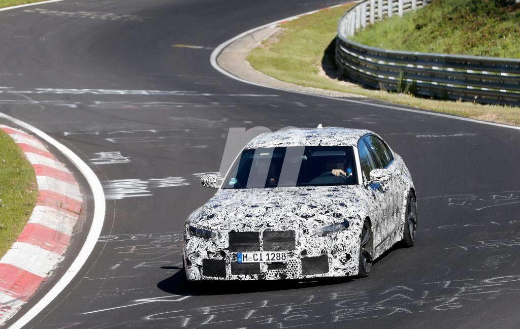 BMW-M3-G80-2020-Spy-video-Ring