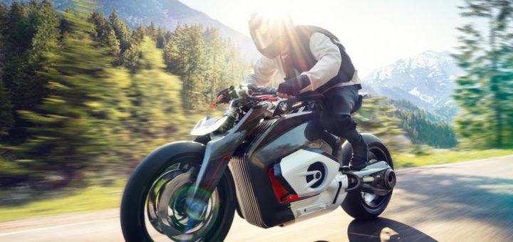 BMW Motorrad Vision DC Roadster 2019 Concept