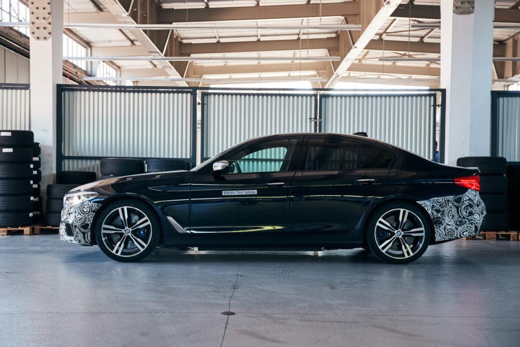 BMW Power BEV 2019 Concept - Veicolo Laboratorio al NEXTGen Festival 2019