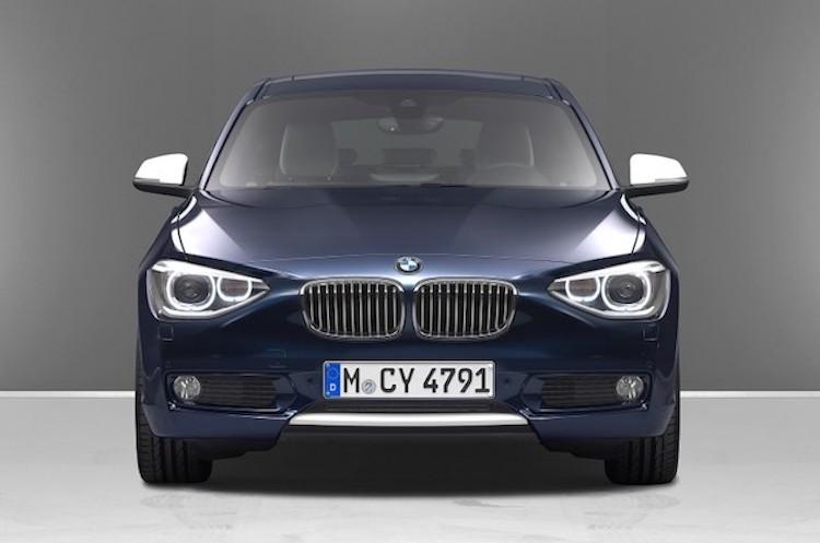 BMW Serie 1 F20 Urban Line 2011 - BMW Serie 1 F40 2020