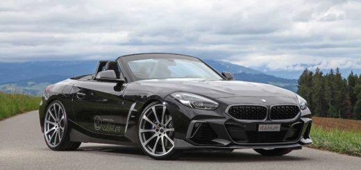 BMW Z4 M40i by Dahler Tuning - G29