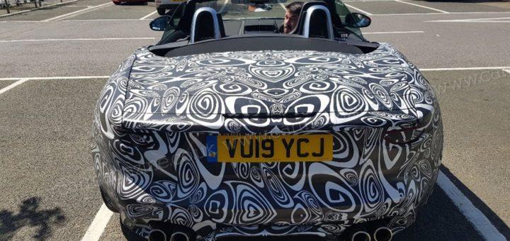 Jaguar-F-Type-2020-BMW-Power-S63-Engine-Spy-3
