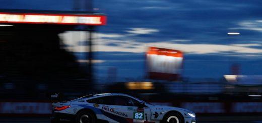 Le Mans (FRA) 12th June 2019, BMW M Motorsport, FIA World Endurance Championship (WEC), 24 Hours of Le Mans, BMW Team MTEK, #82 BMW M8 GTE Jesse Krohn (FIN), Augusto Farfus (BRA), Antonio Felix da Costa (POR).