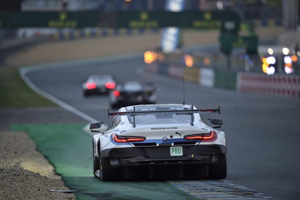 Le-Mans-FRA-15th-and-16th-June-2019.-BMW-M-Motorsport-FIA-World-Endurance-Championship-WEC-24-Hours-of-Le-Mans-81-BMW-M8-GTE-BMW-Team-MTEK-Martin-Tomczyk-GER-Nicky-Catsburg-NED-4