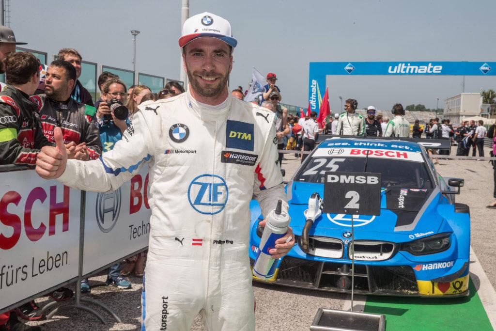 Misano-ITA-9th-June-2019.-BMW-M-Motorsport-DTM-Rounds-5-6-Philipp-Eng-AUT-BMW-Team-RMR-25-ZF-BMW-M4-DTM