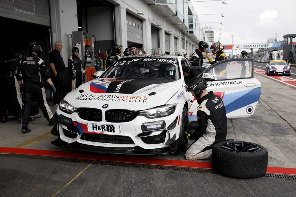 BMW M4 GT4 - BMW Motorsport - 24H Nurburgring