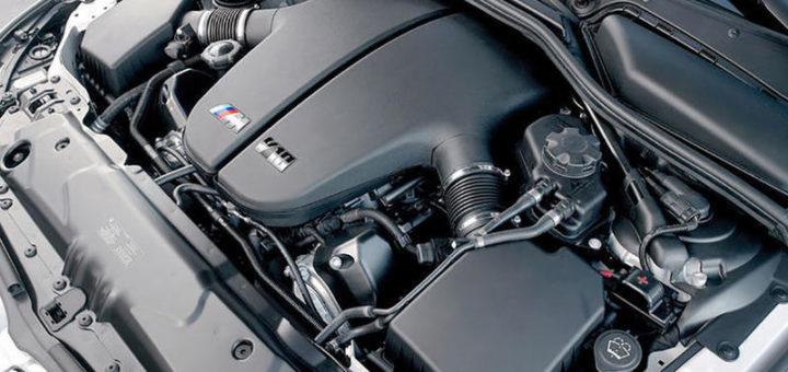 BMW M5 E60 2003 - V10 5.0 litre S85 Engine