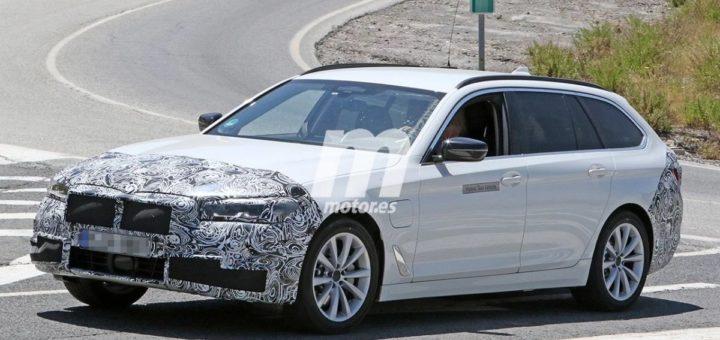 BMW-530e-Touring-Spy-2020-G31