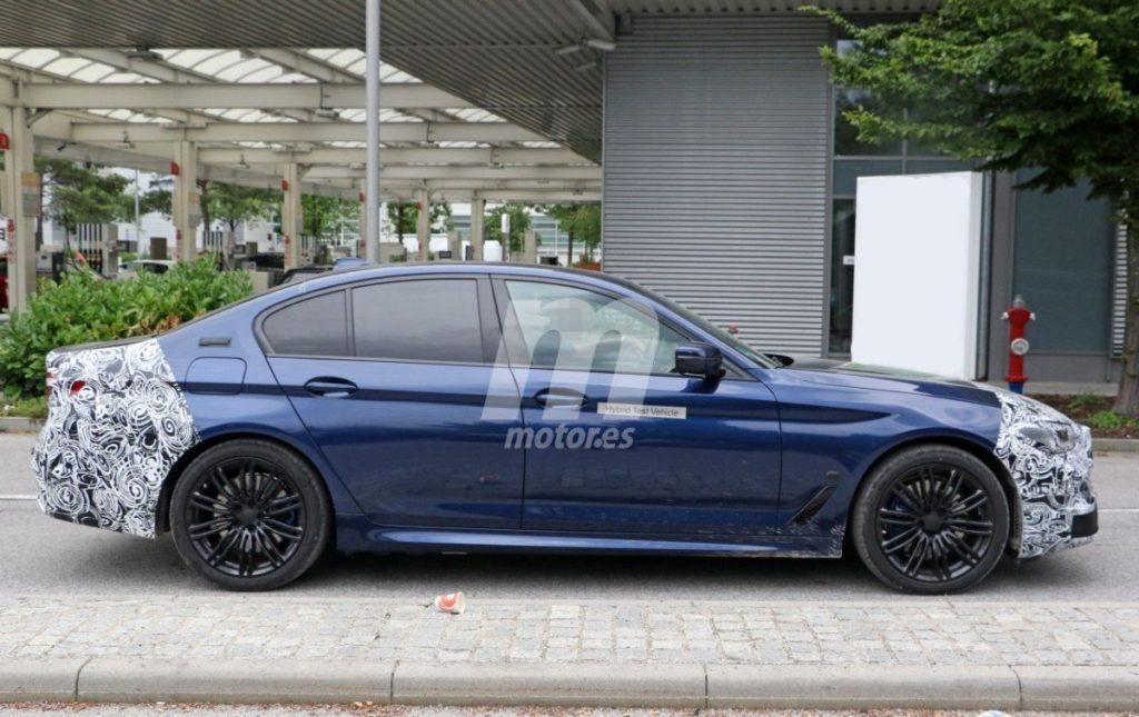 BMW-545e-BMW-Serie-5-G30-Spy-2020-3